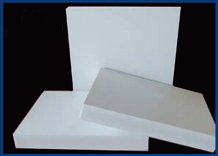 10mm PVC Sign High Density Foam Board , White Rigid Fireproof Foam Board