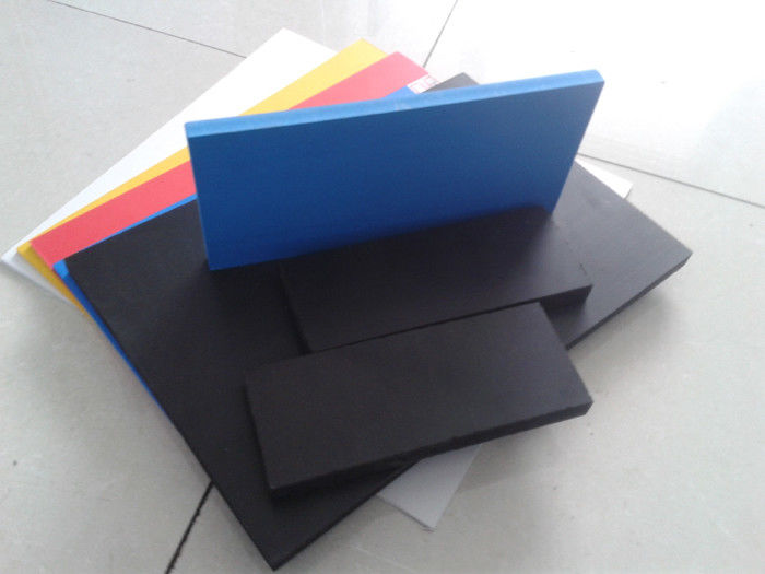 High Density Carving Foam Board Plastic Flame Retardant Sub - Light Surface