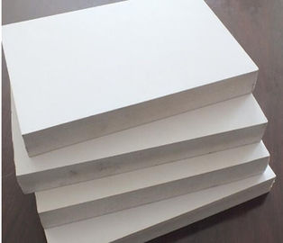 Cina Isolasi 3mm Expanded PVC Foam Board Weatherproof Lead Free Aging Prevention Distributor